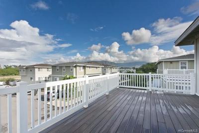 Waianae Condo/Townhouse For Sale: 87-176 Maipalaoa Road #Q38