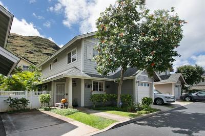 Waianae Single Family Home For Sale: 87-2125 Pakeke Street #37