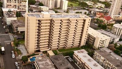 Honolulu Condo/Townhouse For Sale: 1251 Heulu Street #105