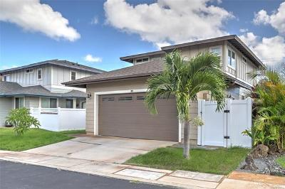 kapolei Single Family Home For Sale: 1101 Kukulu Street #18