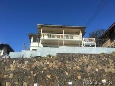 Honolulu Multi Family Home For Sale