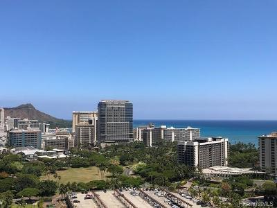Honolulu Condo/Townhouse For Sale: 1910 Ala Moana Boulevard #28A & B