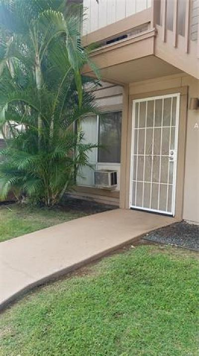 Ewa Beach Condo/Townhouse For Sale: 91-1000 Mikohu Street #15A