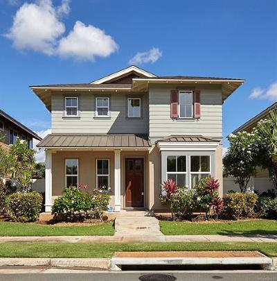 Ewa Beach Single Family Home For Sale: 91-1016 Waipaa Street