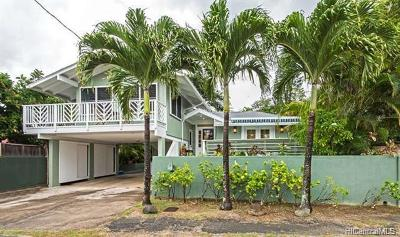 Kailua Rental For Rent: 123 Alala Road