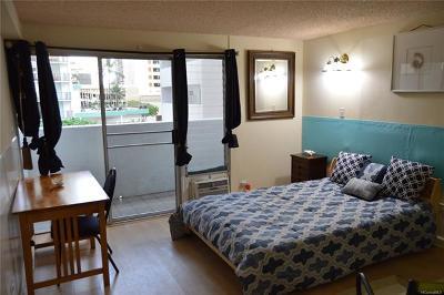 Condo/Townhouse For Sale: 2463 Kuhio Avenue #405
