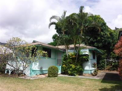 Honolulu HI Rental For Rent: $1,300