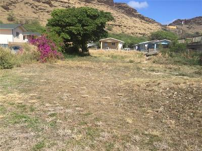 Waianae Residential Lots & Land For Sale: 87-1450 Farrington Highway