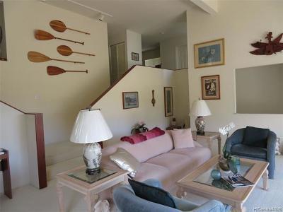 Condo/Townhouse For Sale: 1429 Hoakoa Place #9