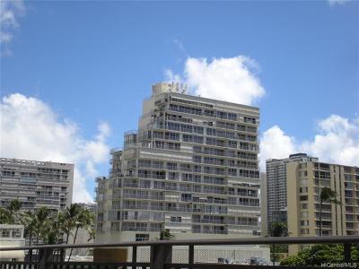 Honolulu Condo/Townhouse For Sale: 419 Atkinson Drive #701