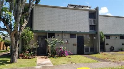 Mililani Condo/Townhouse For Sale: 95-336 Kaloapau Street #162