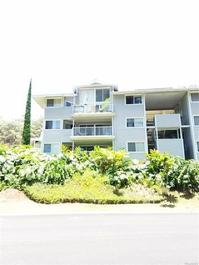 Mililani Condo/Townhouse For Sale: 95-270 Waikalani Drive #D304