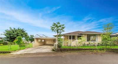 Kaneohe Single Family Home In Escrow Showing: 45-697 Waiawi Street
