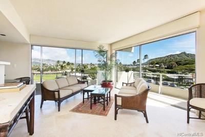 Honolulu Rental For Rent: 240 Makee Road #5D