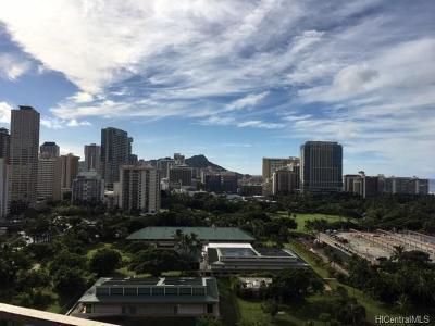 Honolulu Rental For Rent: 1920 Ala Moana Boulevard #1703