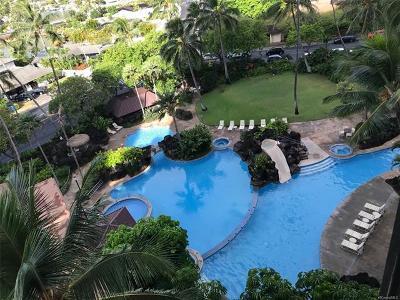Honolulu Rental For Rent: 501 Hahaione Street #1/8J