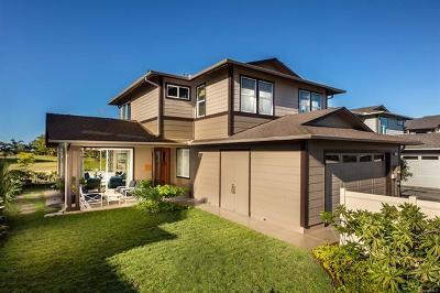 Ewa Beach Single Family Home For Sale: 91-1029 Hinakea Street