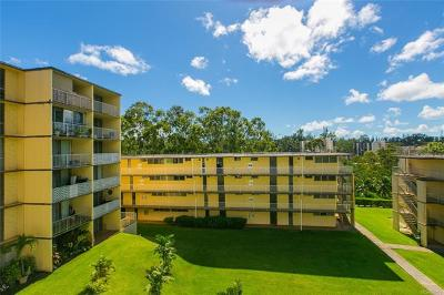 Mililani Condo/Townhouse For Sale: 95-2040 Waikalani Place #E104
