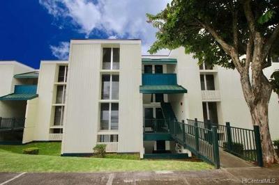 Mililani Condo/Townhouse For Sale: 95-031 Kuahelani Avenue #239