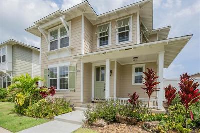 Single Family Home For Sale: 91-1059 Kaiapele Street