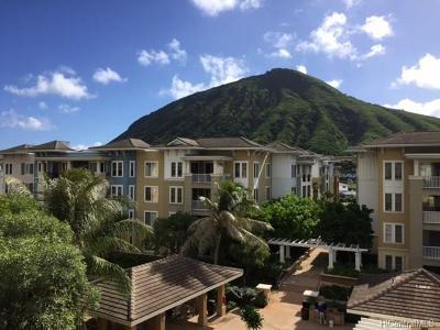 Honolulu County Condo/Townhouse For Sale: 520 Lunalilo Home Road #6402