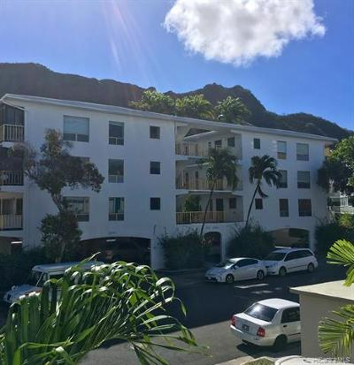 Honolulu Condo/Townhouse For Sale: 3071 Pualei Circle #108