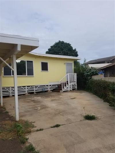 Kapolei Single Family Home For Sale: 92-775 Maalili Place