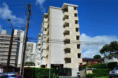 Honolulu Condo/Townhouse For Sale: 1716 Keeaumoku Street #203