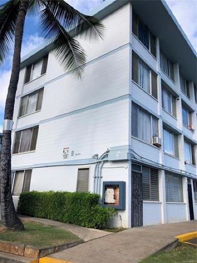 Waipahu Condo/Townhouse For Sale: 94-249 Waikele Road #B209