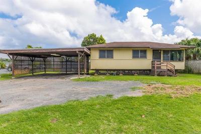 Kailua Single Family Home In Escrow Showing: 528 Oneawa Street