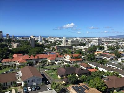 Condo/Townhouse Sold: 2040 Nuuanu Avenue #1401