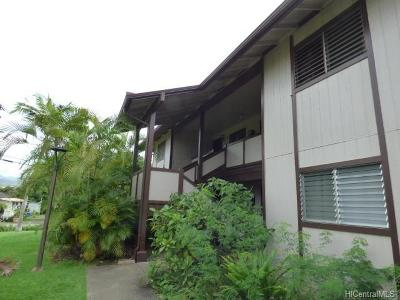 Pearl City Condo/Townhouse For Sale: 96-224 Waiawa Road #60