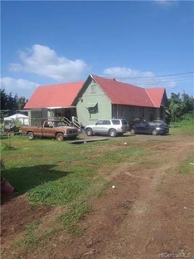 Waimanalo Residential Lots & Land For Sale: 41-670 Mokulama Street