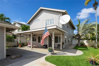 Ewa Beach Single Family Home For Sale: 91-1061 Kaiopua Street
