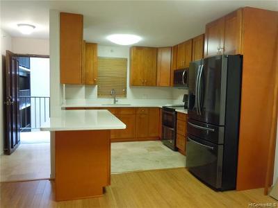 Aiea Condo/Townhouse For Sale: 98-487 Koauka Loop #B1106
