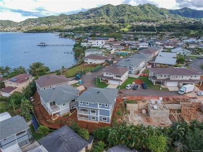Single Family Home For Sale: 45-075 Waikalua Road #M