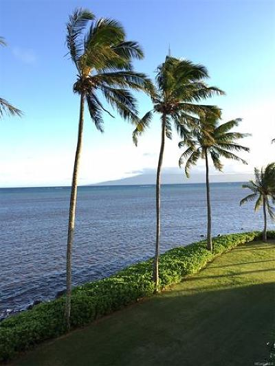 Maui County Condo/Townhouse For Sale: 7142 Kamehameha V Highway #A309