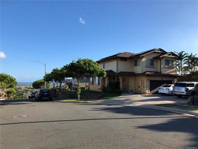 Single Family Home For Sale: 92-550 Waokele Street