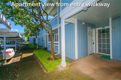 Kailua Condo/Townhouse For Sale: 355 Aoloa Street #C104