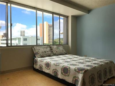 Honolulu HI Condo/Townhouse For Sale: $155,000