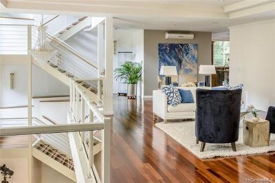 Single Family Home For Sale: 3924 Waokanaka Street #7