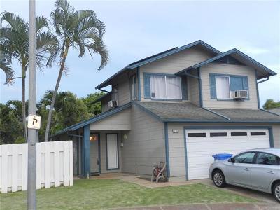 Ewa Beach Single Family Home For Sale: 91-1082 Kapaahulani Street