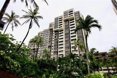 Honolulu County Condo/Townhouse For Sale: 521 Hahaione Street #2/4K