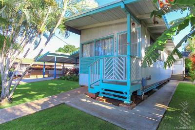 Waipahu Single Family Home For Sale: 94-158 Haaa Street