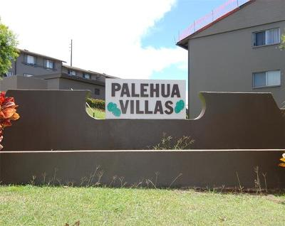 Kapolei Condo/Townhouse For Sale: 92-1120 Panana Street #315