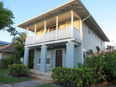 Ewa Beach Single Family Home For Sale: 91-1775 Waiaama Street