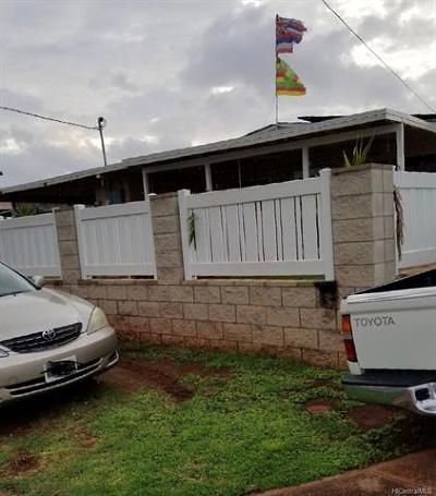 Ewa Beach Single Family Home For Sale: 91-969 Komana Street