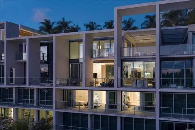 Hawaii County, Honolulu County Condo/Townhouse For Sale: 1118 Ala Moana Boulevard #Villa 8