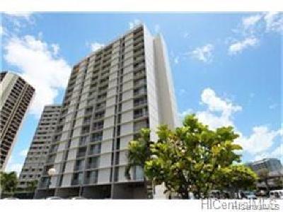 Honolulu HI Condo/Townhouse For Sale: $349,888