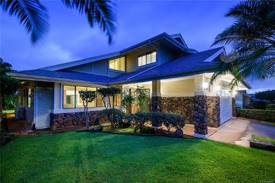 Mililani Single Family Home For Sale: 95-1039 Alakaina Street